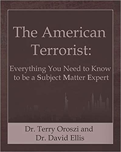 The American Terrorist by Terry Oroszi